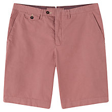 Buy Jigsaw Fine Cotton Dye Shorts Online at johnlewis.com