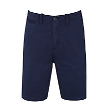 Buy Polo Ralph Lauren Chino Jersey Shorts, Cruise Navy Online at johnlewis.com