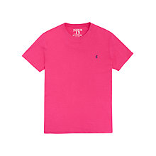 Buy Joules Crew Neck T-Shirt Online at johnlewis.com