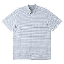 Buy Jigsaw Horizontal Stripe Short Sleeve T-Shirt Online at johnlewis.com
