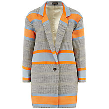Buy Jaeger Block Striped Blazer, Multi Online at johnlewis.com