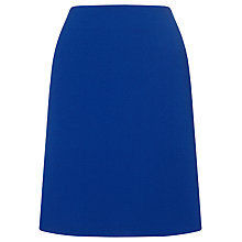 Buy Precis Petite by Jeff Banks Vent Detail Skirt, Bright Blue Online at johnlewis.com
