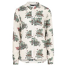 Buy Sugarhill Boutique Vintage Safari Shirt, Stone Online at johnlewis.com