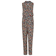 Buy Sugarhill Boutique Fran Belted Jumpsuit, Multi Online at johnlewis.com