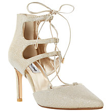 Buy Dune Charlize Cut Out Stiletto Court Shoes Online at johnlewis.com