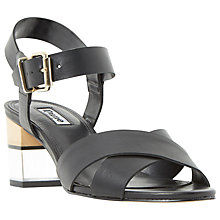 Buy Dune Joyse Block Heeled Sandals Online at johnlewis.com
