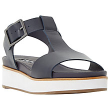 Buy Dune Longbury Flatform Sandals Online at johnlewis.com