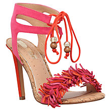Buy Miss KG Elisa Lace Up Stiletto Sandals Online at johnlewis.com