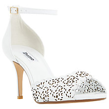 Buy Dune Mylene Cut Out Stiletto Sandals Online at johnlewis.com