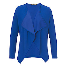 Buy Betty Barclay Waterfall Cardigan, Electric Blue Online at johnlewis.com