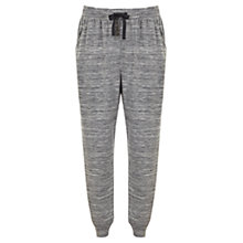Buy Hygge by Mint Velvet Slim Fit Joggers, Grey Online at johnlewis.com