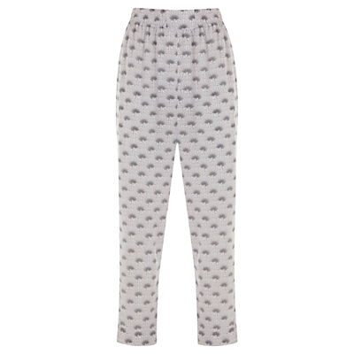 Hygge by Mint Velvet Luisa Print Tapered Trousers, Multi