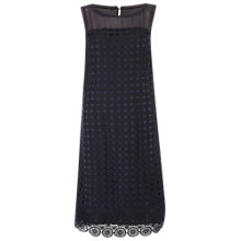 Buy White Stuff Eve Dress, Platinum Blue Online at johnlewis.com