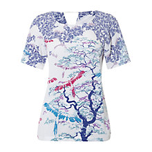 Buy White Stuff Blossom Bay Top, Multi Online at johnlewis.com
