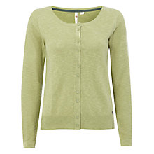 Buy White Stuff Nectar Cardigan, Green Moss Online at johnlewis.com