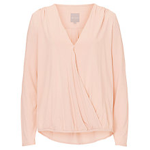 Buy Betty & Co. Wrapped Top, Roseshell Online at johnlewis.com
