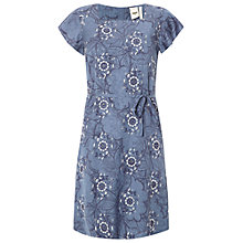 Buy White Stuff Aster Dress, Platinum Blue Online at johnlewis.com