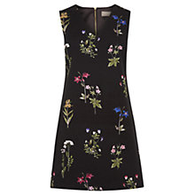 Buy Oasis Botany V Neck Dress, Multi Online at johnlewis.com