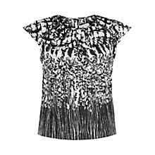 Buy Fenn Wright Manson Hogarth Top, Black/White Online at johnlewis.com