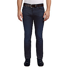 Buy BOSS Green Delaware Jeans, Dark Blue Online at johnlewis.com