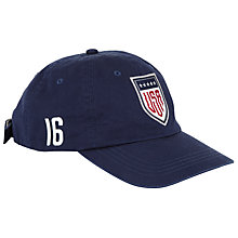Buy Polo Ralph Lauren USA Classic Sports Cap, One Size, French Navy Online at johnlewis.com