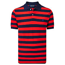 Buy Polo Golf by Ralph Lauren Short Sleeve Pro Fit Polo Shirt Online at johnlewis.com