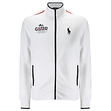 Buy Polo Ralph Lauren Great Britain Zipped Track Jacket Online at johnlewis.com