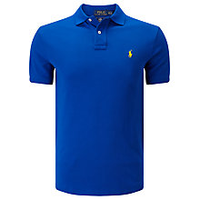 Buy Polo Ralph Lauren Wimbledon Basic Mesh Polo Shirt Online at johnlewis.com