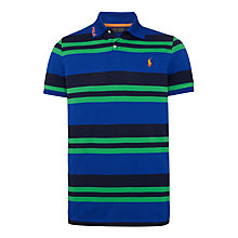 Buy Polo Golf by Ralph Lauren 'The Open Collection' Short Sleeve Pro Fit Polo Online at johnlewis.com