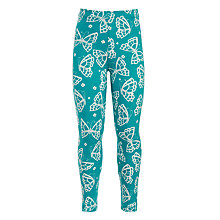 Buy John Lewis Girls' Butterfly Leggings Online at johnlewis.com