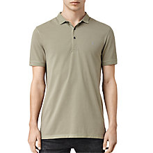 Buy AllSaints Reform Short Sleeve Polo Shirt Online at johnlewis.com