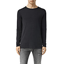 Buy AllSaints Sovate Long Sleeve T-Shirt Online at johnlewis.com