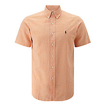 Buy Polo Ralph Lauren Gingham Shirt Online at johnlewis.com