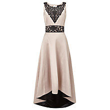 Buy Phase Eight Collection 8 Francis Lace Dress, Champagne Online at johnlewis.com