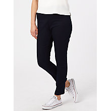 Buy Studio 8 Susan Darted Jeggings, Indigo Online at johnlewis.com