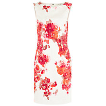 Buy Damsel in a dress Preppy Shift Dress, Cream/Red Online at johnlewis.com