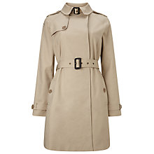 Buy Phase Eight Dulce Trench Coat, Stone Online at johnlewis.com