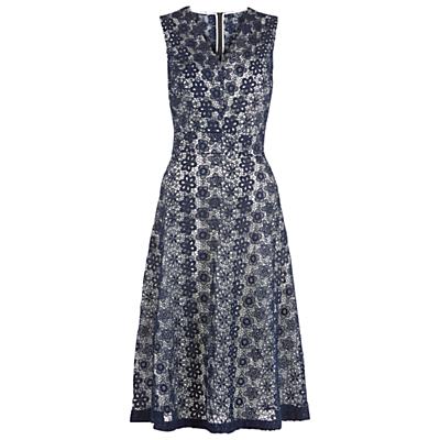 Damsel in a dress Lace Dress, Navy