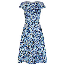 Buy Fenn Wright Manson Gaugin Dress, Blue Online at johnlewis.com