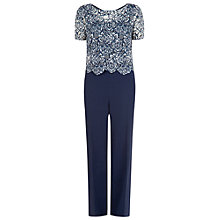Buy Fenn Wright Manson Donatello Jumpsuit, Navy/Ivory Online at johnlewis.com