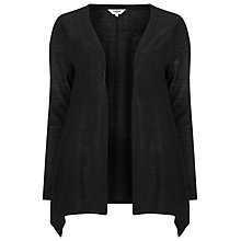 Buy Studio 8 Poppy Wool-Blend Cardigan, Black Online at johnlewis.com