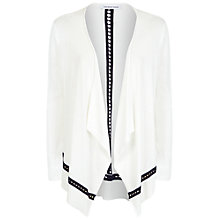 Buy Fenn Wright Manson Duchamp Cardigan, Ivory/Navy Online at johnlewis.com