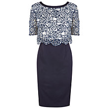 Buy Fenn Wright Manson Lichtenstein Dress, Navy/Ivory Online at johnlewis.com
