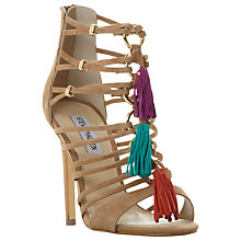 Buy Steve Madden Rhonda Multi Strap Stiletto Sandals Online at johnlewis.com