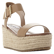 Buy Steve Madden Surfaa Flatform Sandals Online at johnlewis.com