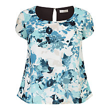 Buy Windsmoor Printed Top, Multi Online at johnlewis.com