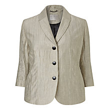 Buy Windsmoor Crinkle Jacket, Neutral Online at johnlewis.com