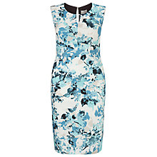 Buy Windsmoor Printed Dress, Multi Online at johnlewis.com