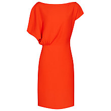 Buy Reiss Yen Draped Dress Online at johnlewis.com