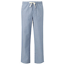 Buy John Lewis Classic Stripe Lounge Pants, Blue Online at johnlewis.com